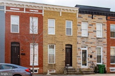 2231 Jefferson Street, Baltimore, MD 21205 - #: MDBA502736