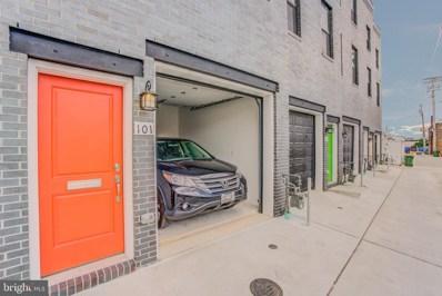 103 W Ropewalk Lane, Baltimore, MD 21230 - #: MDBA502740