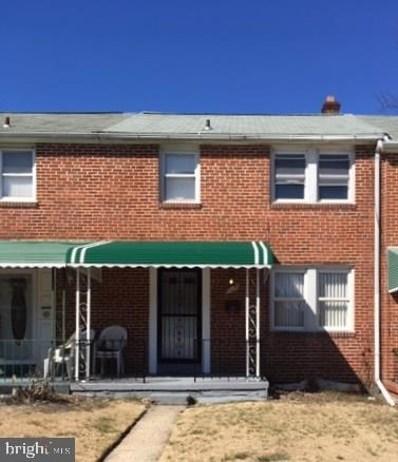 1310 Winston Avenue, Baltimore, MD 21239 - #: MDBA502758