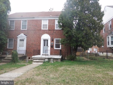 4809 Norwood Road, Baltimore, MD 21212 - #: MDBA502766