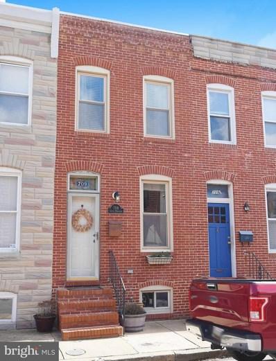 709 S Robinson Street, Baltimore, MD 21224 - MLS#: MDBA502794