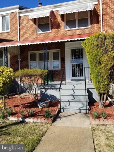 1674 Burnwood Road, Baltimore, MD 21239 - #: MDBA502896