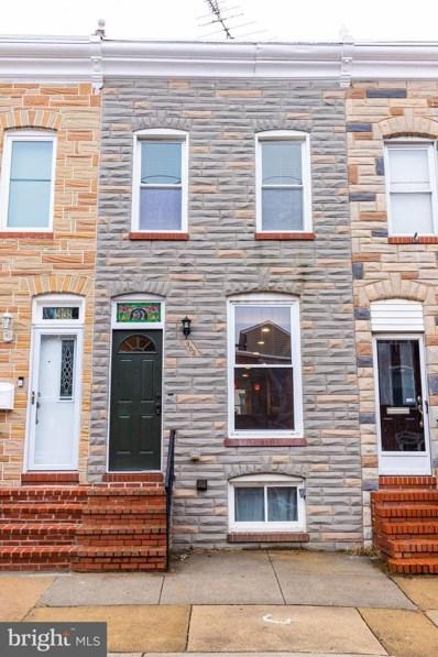903 S Highland Avenue, Baltimore, MD 21224 - #: MDBA502954
