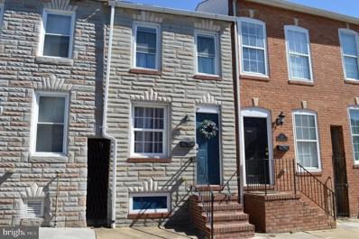 815 S Curley Street, Baltimore, MD 21224 - MLS#: MDBA502990
