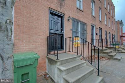 704 Brune Street, Baltimore, MD 21201 - #: MDBA503020