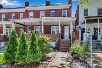 701 Cator Avenue, Baltimore, MD 21218 - #: MDBA503080