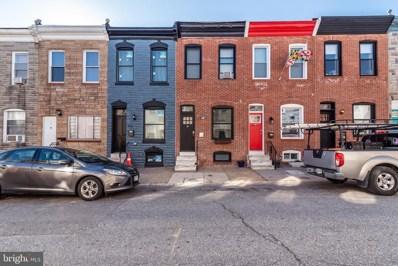 124 N Curley Street, Baltimore, MD 21224 - #: MDBA503220