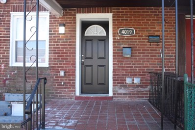 4019 Colborne Road, Baltimore, MD 21229 - #: MDBA503228
