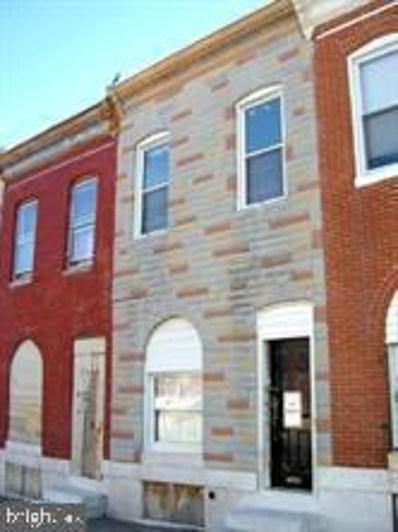 1903 E Lanvale Street, Baltimore, MD 21213 - #: MDBA503260