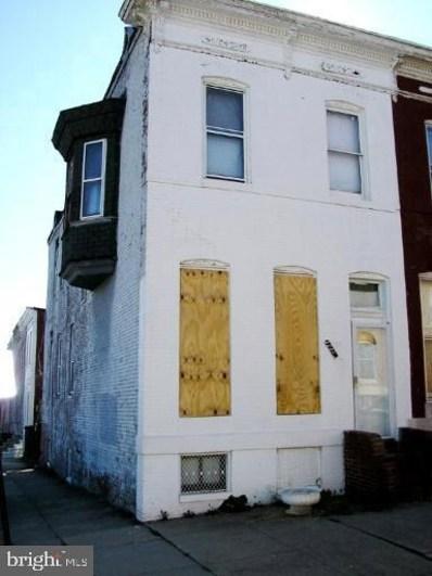 1711 Lanvale Street, Baltimore, MD 21213 - #: MDBA503266