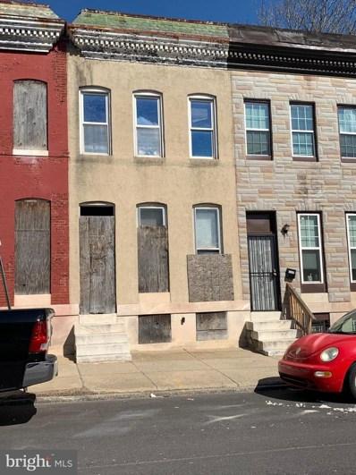 1626 Lafayette Avenue, Baltimore, MD 21213 - #: MDBA503278