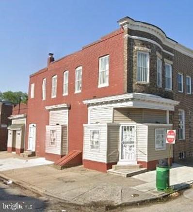 455 E Lorraine Avenue, Baltimore, MD 21218 - #: MDBA503320