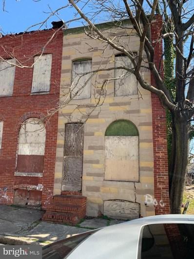 1703 N Regester Street, Baltimore, MD 21213 - #: MDBA503336