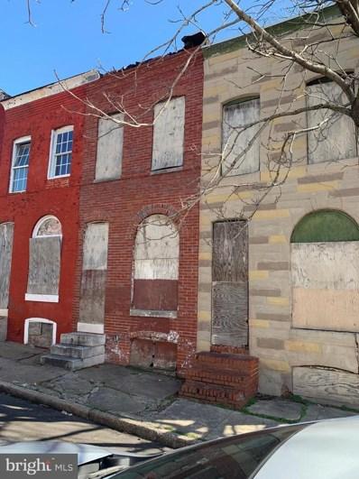 1705 N Regester Street, Baltimore, MD 21213 - #: MDBA503366
