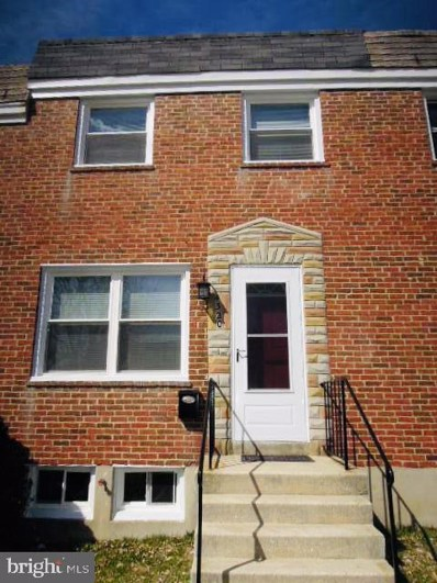 4320 Roberton Avenue, Baltimore, MD 21206 - #: MDBA503400