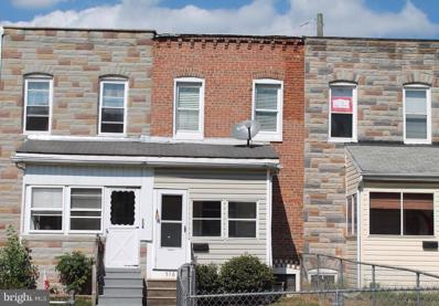 536 Maude Avenue, Baltimore, MD 21225 - #: MDBA503416