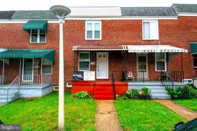 3241 Pelham Avenue, Baltimore, MD 21213 - #: MDBA503434
