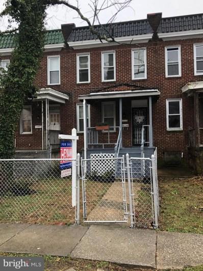 3707 Arcadia Avenue, Baltimore, MD 21215 - #: MDBA503450