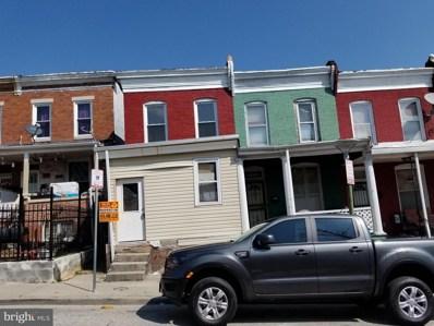 1534 Carswell Street, Baltimore, MD 21218 - #: MDBA503502