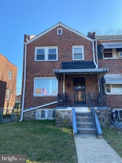 3217 Massachusetts Avenue, Baltimore, MD 21229 - #: MDBA503516