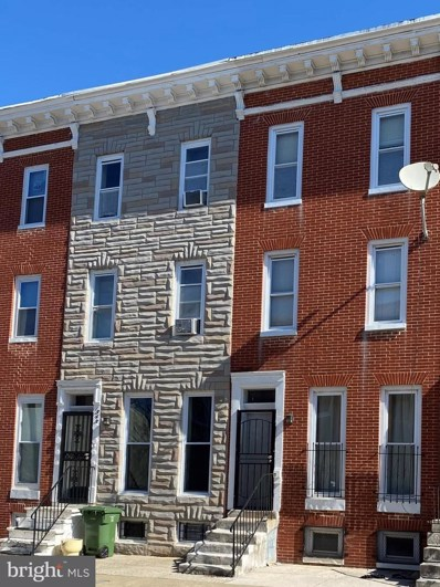 1543 Argyle Avenue, Baltimore, MD 21217 - #: MDBA503518