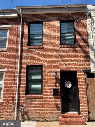 128 S Chapel Street, Baltimore, MD 21231 - MLS#: MDBA503570