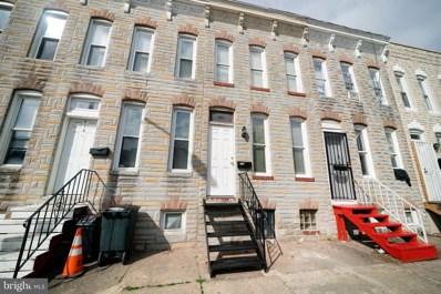 336 S Woodyear Street, Baltimore, MD 21223 - MLS#: MDBA503596