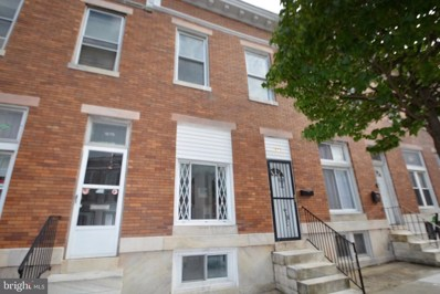 1673 Darley Avenue, Baltimore, MD 21213 - #: MDBA503640