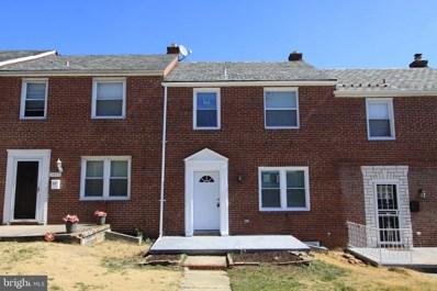 3831 Kimble Road, Baltimore, MD 21218 - #: MDBA503642