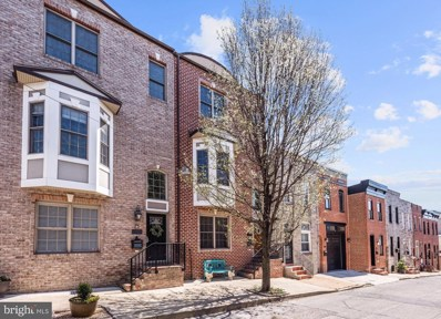 705 S Port Street, Baltimore, MD 21224 - #: MDBA503650
