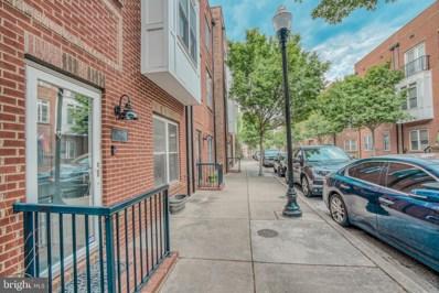 1422 Benjamin Street, Baltimore, MD 21230 - #: MDBA503680