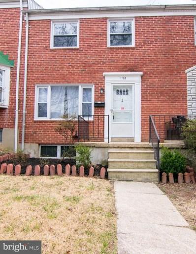 1103 Sherwood Avenue, Baltimore, MD 21239 - #: MDBA503714