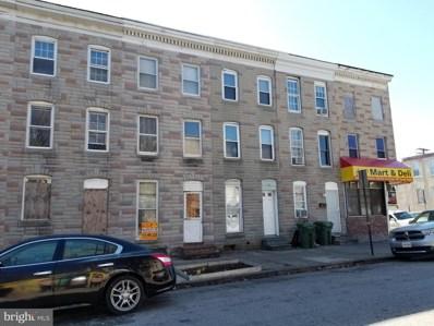 1541 Ramsay Street, Baltimore, MD 21223 - #: MDBA503718