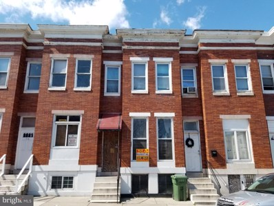 212 N Payson Street, Baltimore, MD 21223 - #: MDBA503726