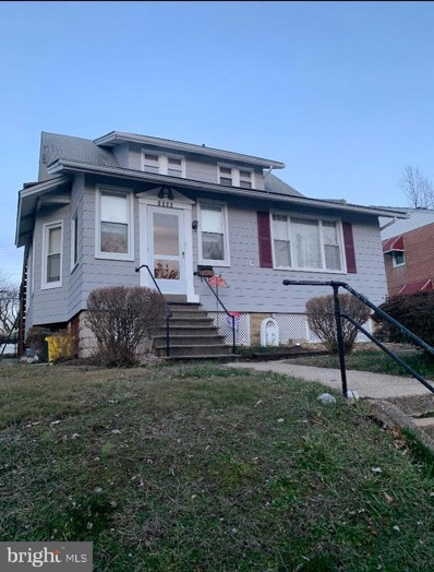 2806 Evergreen Avenue, Baltimore, MD 21214 - #: MDBA503730
