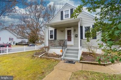 4600 Woodlea Avenue, Baltimore, MD 21206 - #: MDBA503750