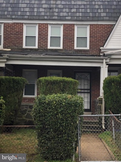 3817 Cranston Avenue, Baltimore, MD 21229 - #: MDBA503754