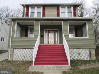 4512 Wakefield Road, Baltimore, MD 21216 - #: MDBA503772