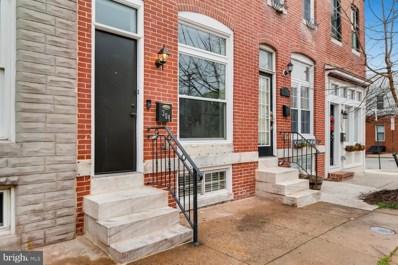 304 S Bouldin Street, Baltimore, MD 21224 - #: MDBA503832