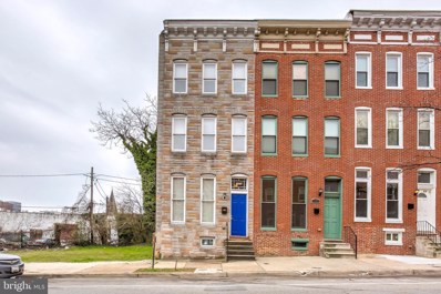 1625 E Preston Street, Baltimore, MD 21213 - #: MDBA503858