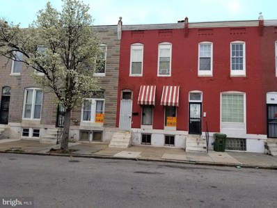 713 N Payson Street, Baltimore, MD 21217 - #: MDBA503872