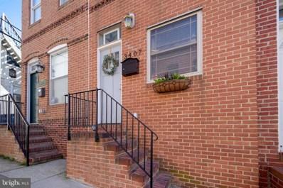 3407 Harmony Court, Baltimore, MD 21224 - #: MDBA503880