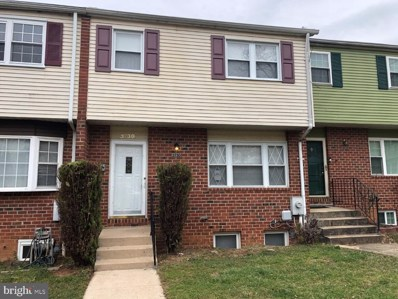 3730 Springwood Avenue, Baltimore, MD 21206 - #: MDBA503930