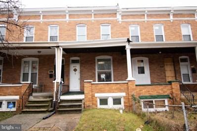 1713 E 30TH Street, Baltimore, MD 21218 - #: MDBA503952