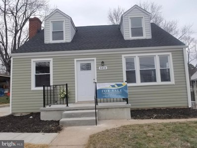 5414 Radecke Avenue, Baltimore, MD 21206 - #: MDBA504034