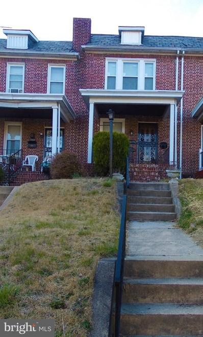3304 Burleith Avenue, Baltimore, MD 21215 - #: MDBA504040