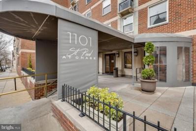1101 Saint Paul Street UNIT 1406, Baltimore, MD 21202 - #: MDBA504044