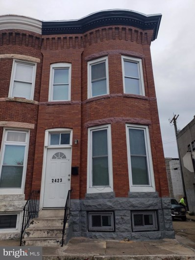 2423 E Federal Street, Baltimore, MD 21213 - #: MDBA504122