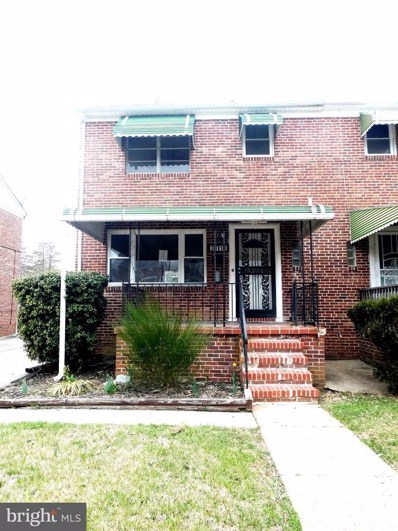 3718 Howard Park Avenue, Baltimore, MD 21207 - #: MDBA504152