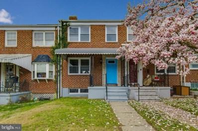 4127 Doris Avenue, Baltimore, MD 21225 - #: MDBA504154